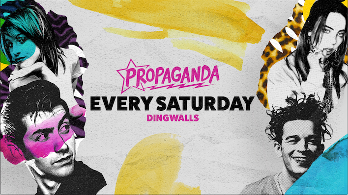 Propaganda London – Pizza Party!