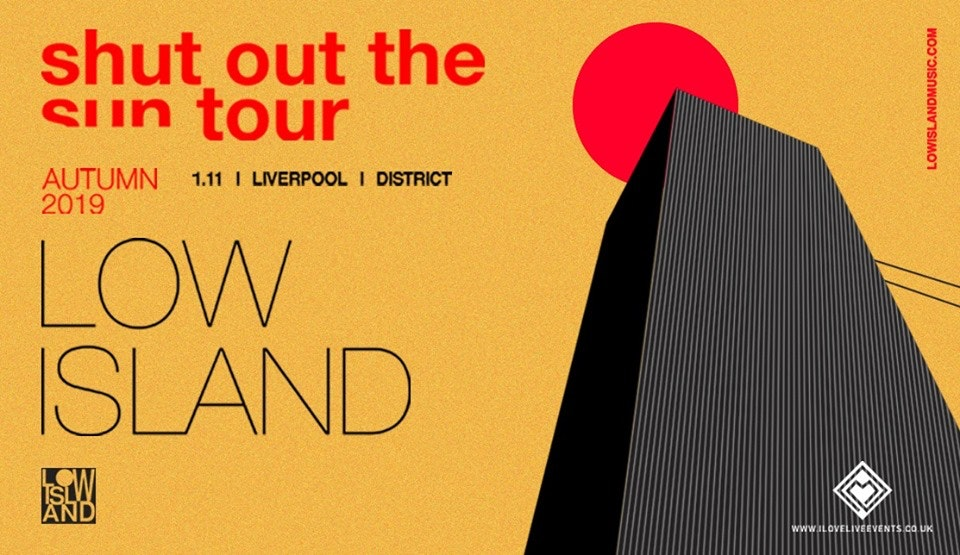 Low Island – District,Liverpool – 01/11/19