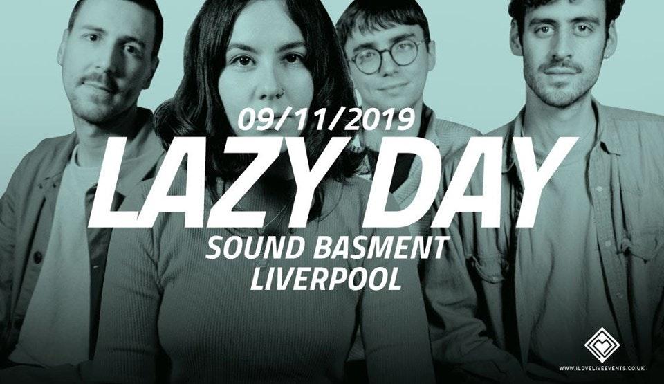 LAZY DAY – Sound Basement – 09.11.19