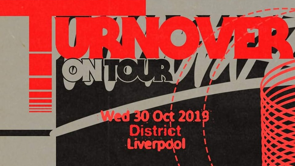 Turnover – District,Liverpool – 30/10/19