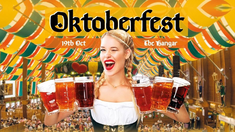 Oktoberfest Comes to Wolverhampton!