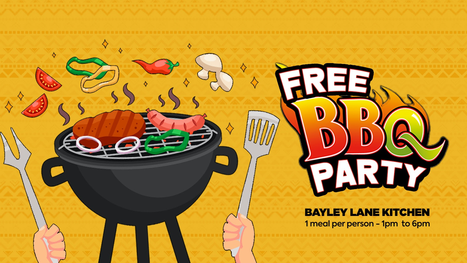 Free Freshers BBQ Day Party  | Coventry Freshers 2019