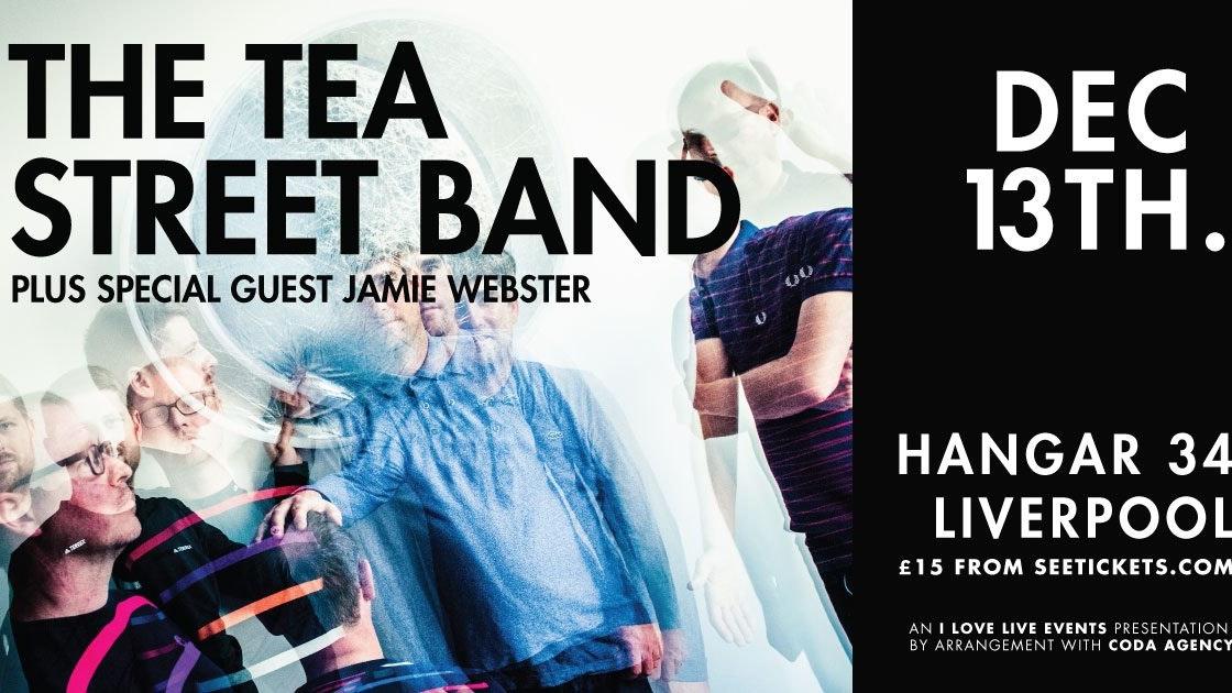 The Tea Street Band – Hangar34 – 13/12/19