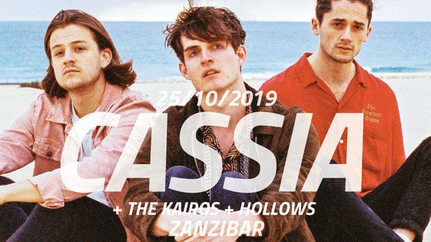 Cassia – Zanzibar,Liverpool -25/10/19