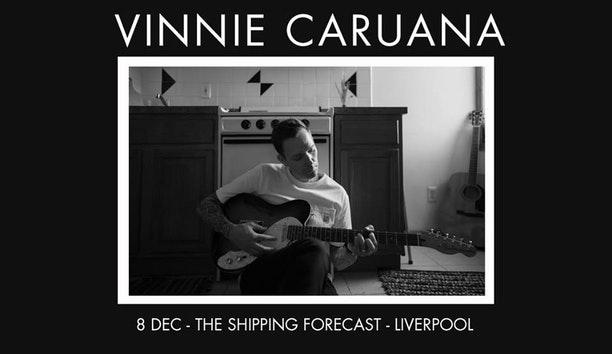 Vinnie Caruana – Shipping Forecast- 08/12/19