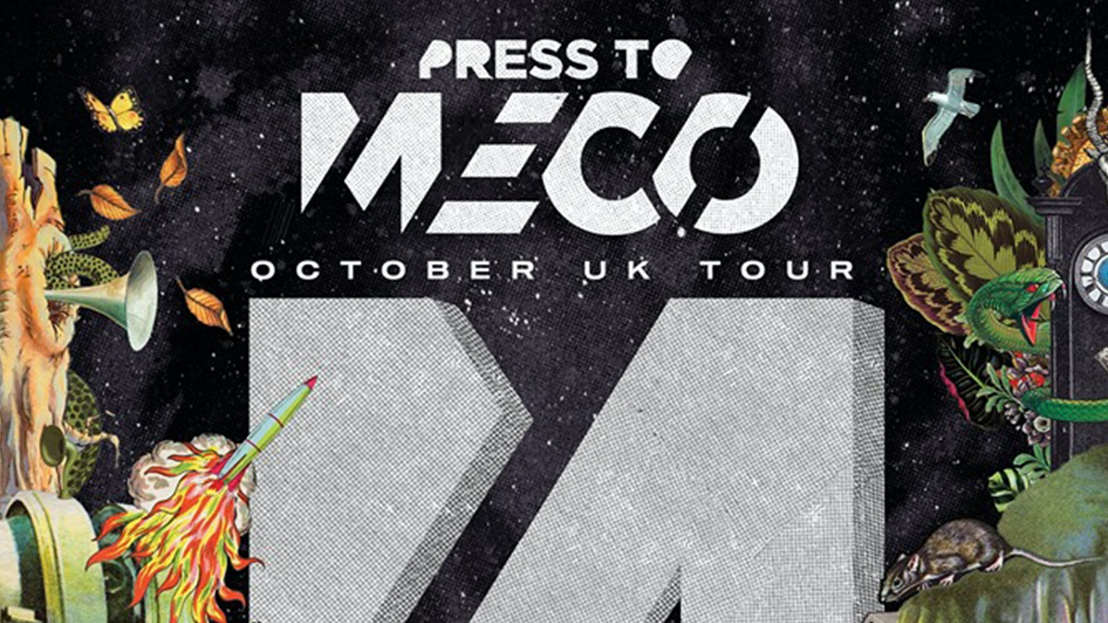 Press To Meco – EBGBS,Liverpool – 25/10/19