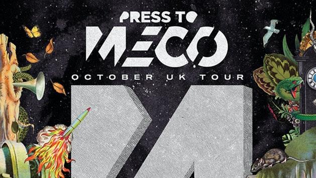 Press To Meco – EBGBS,Liverpool – 25/10/19