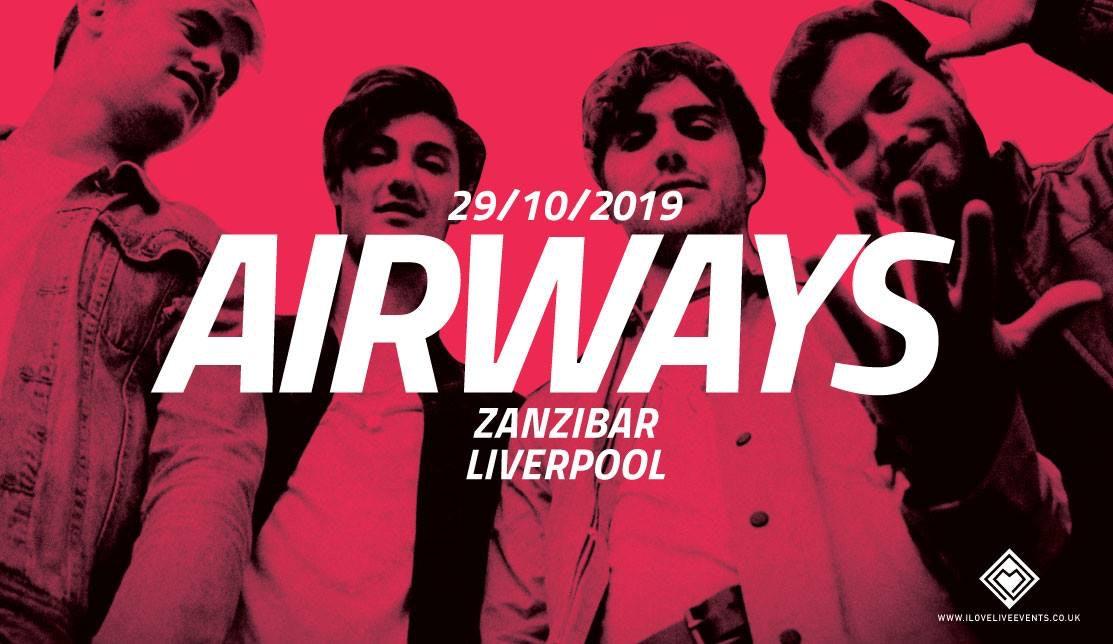 Airways – Zanzibar, Liverpool – 29.10.2019