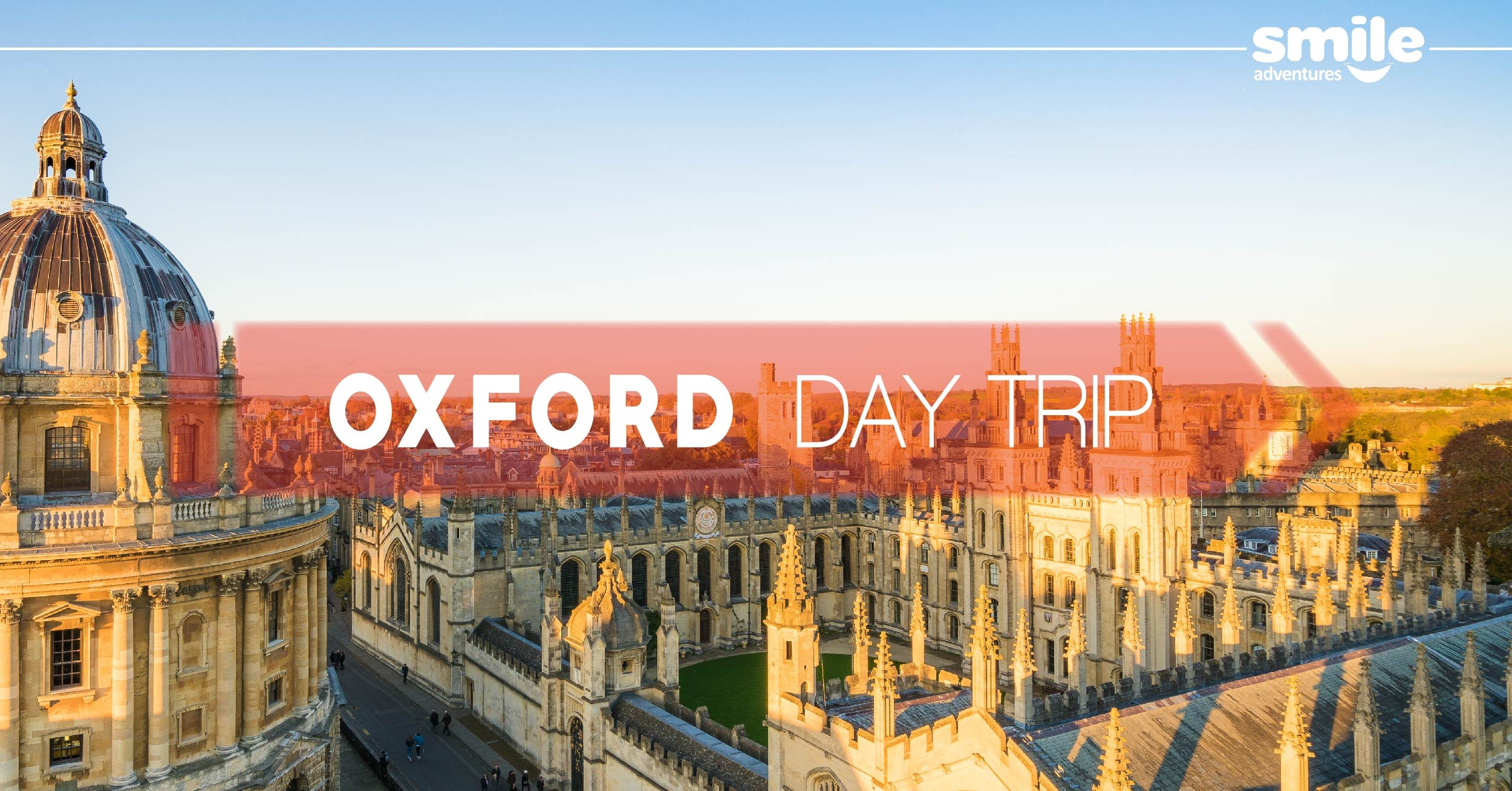 Oxford Day Trip – From Manchester