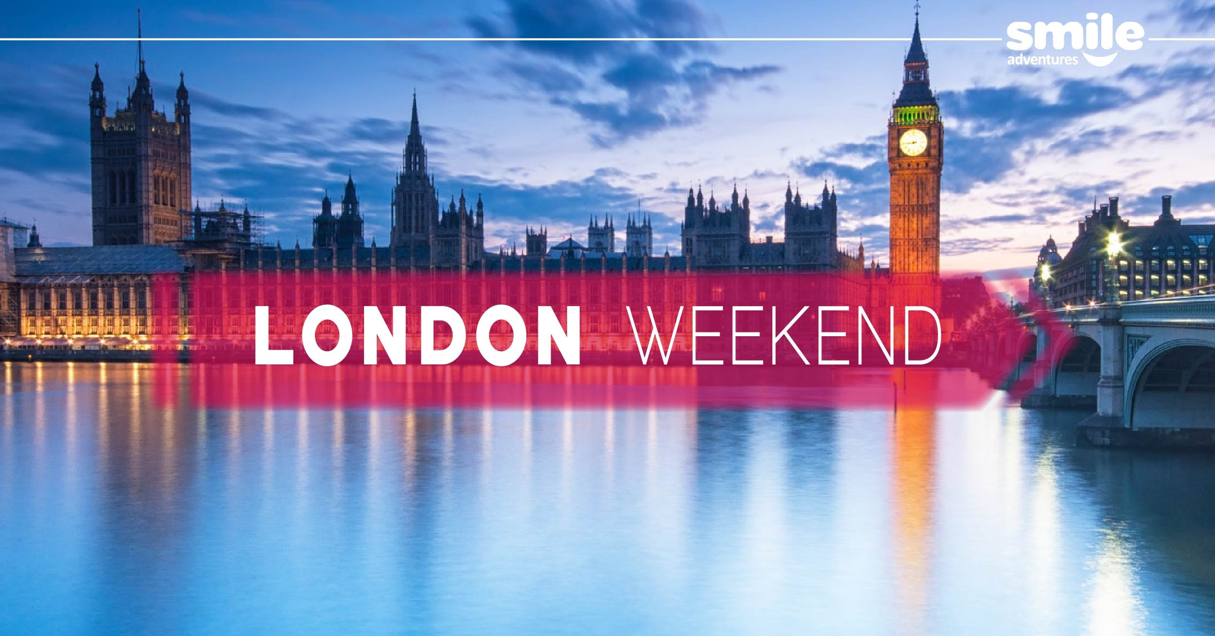 London Weekend – From Manchester
