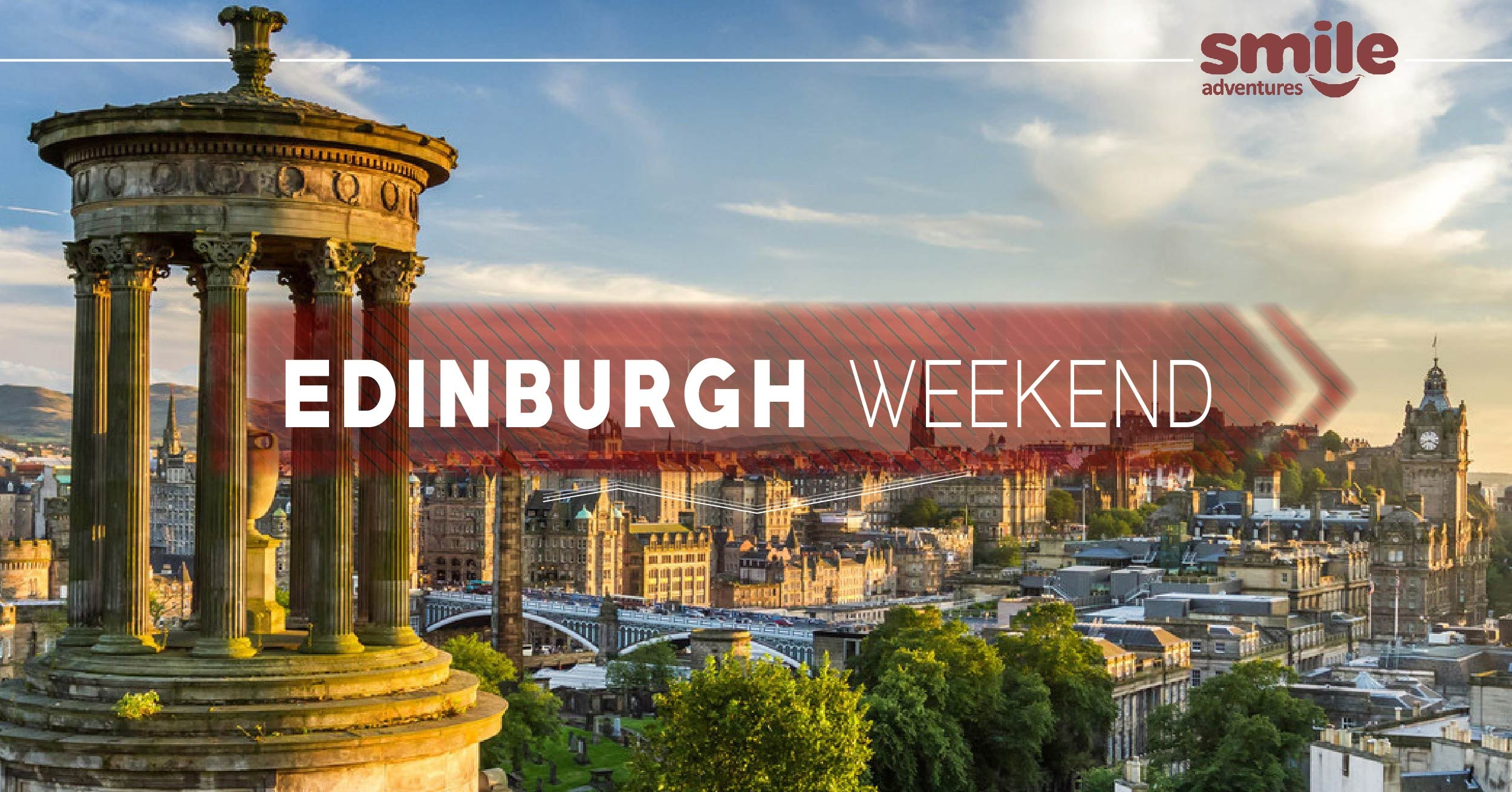 Edinburgh Weekend – From Manchester