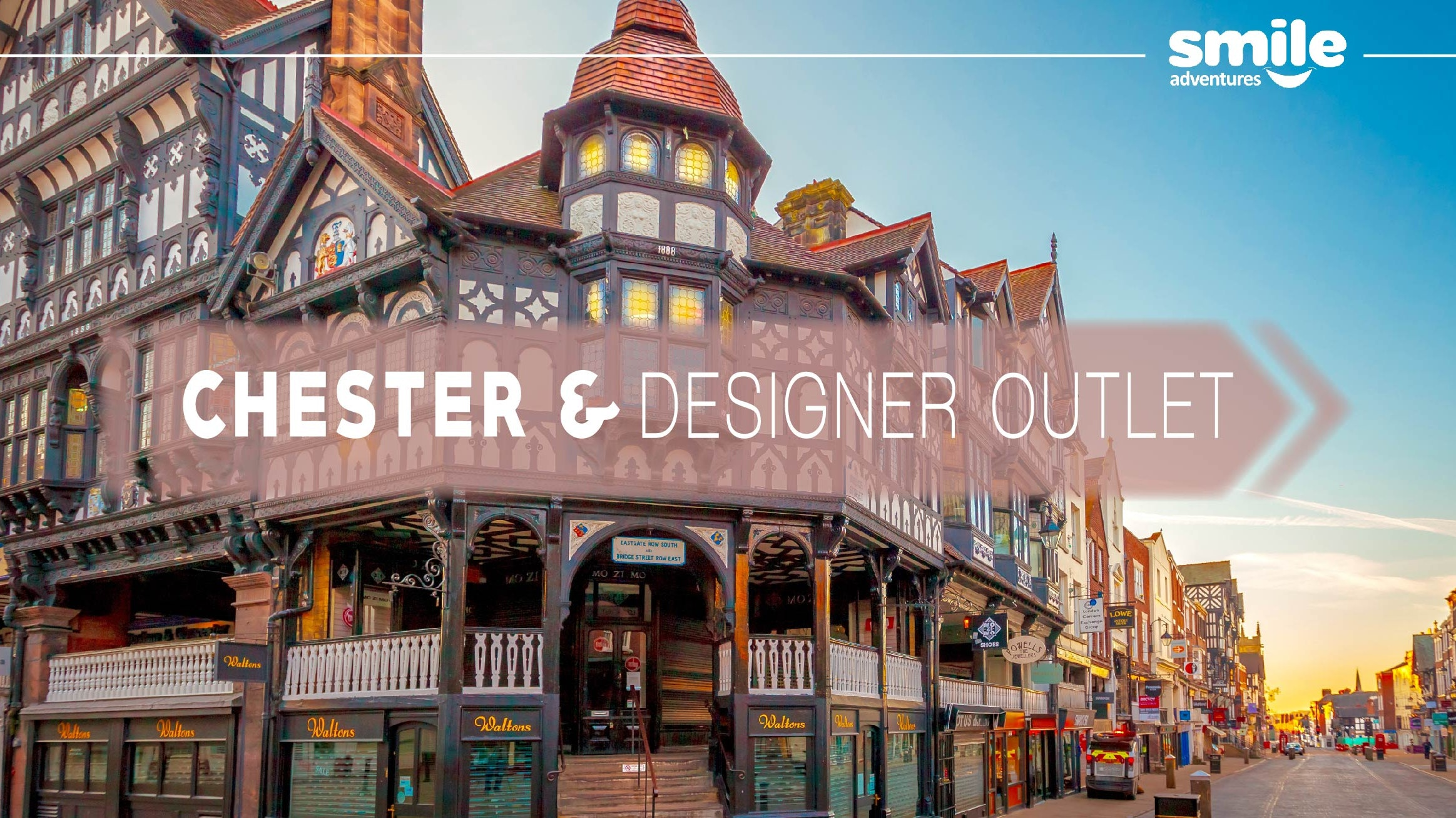 Chester Day Trip – From Manchester