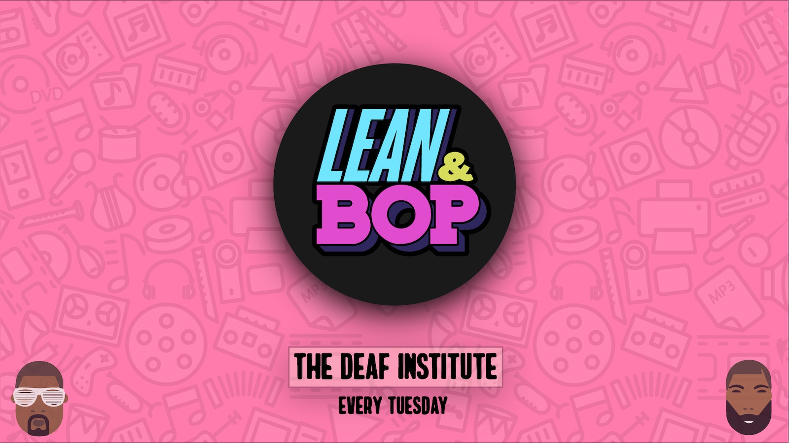 Lean & Bop – Freshers opening party