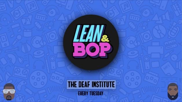 Lean & Bop Legends of UK Rap