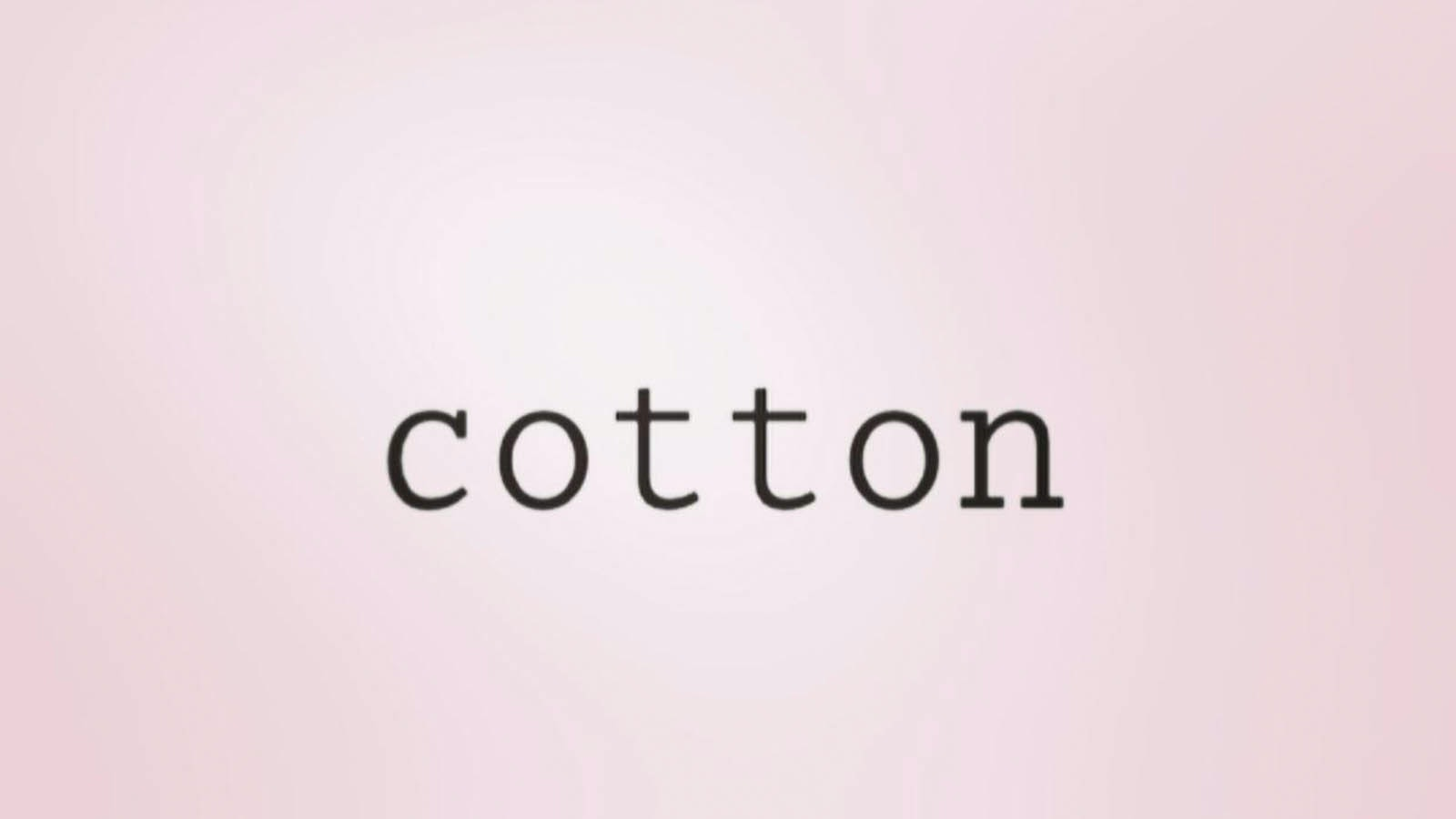 Cotton with Shackleton TBA