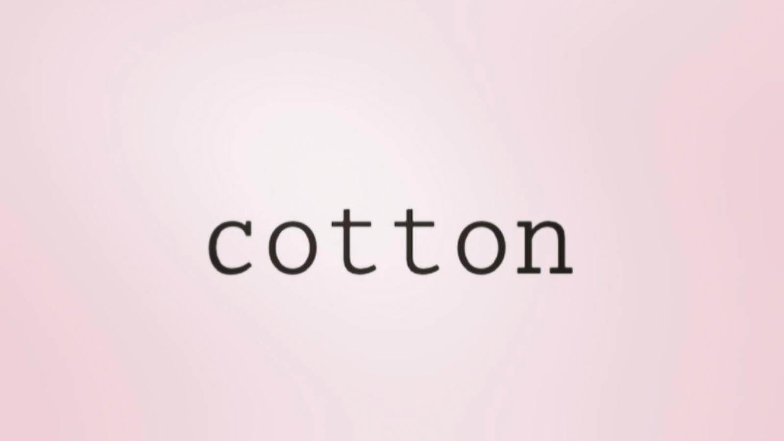 Cotton with Regis & Kmya