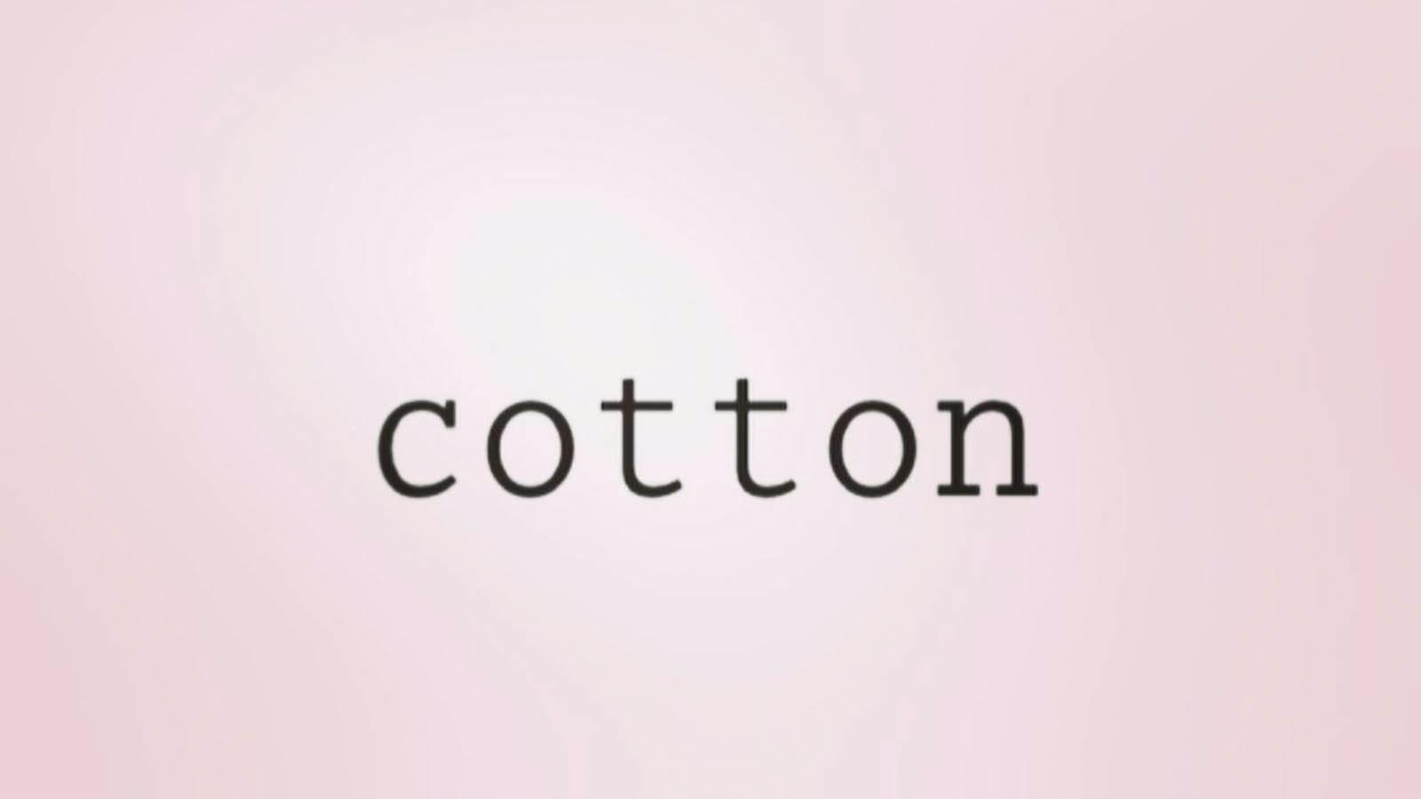 Cotton with Stranger & Phoebe Valentine