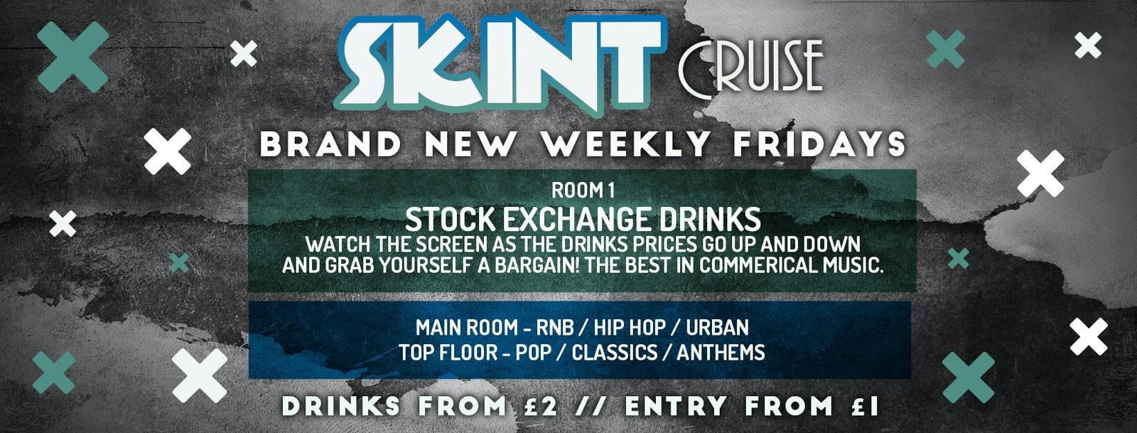 SKINT Fridays Chester
