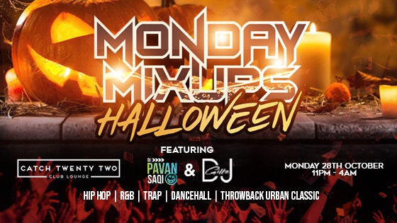 Monday Mixup Halloween / Coventry Freshers