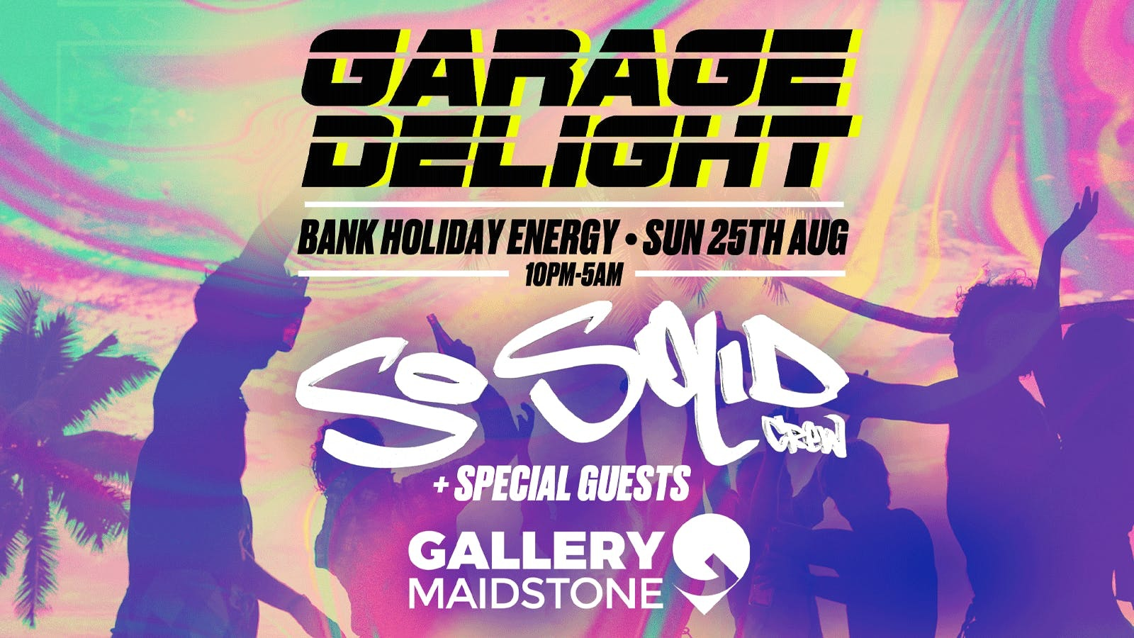 Garage Delight: So Solid Crew