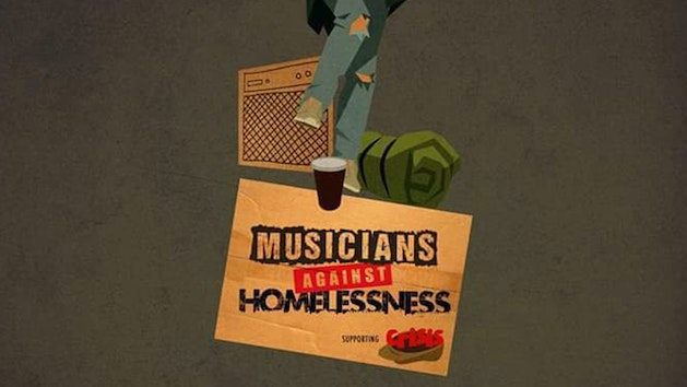 Musicians Against Homelessness – Night People