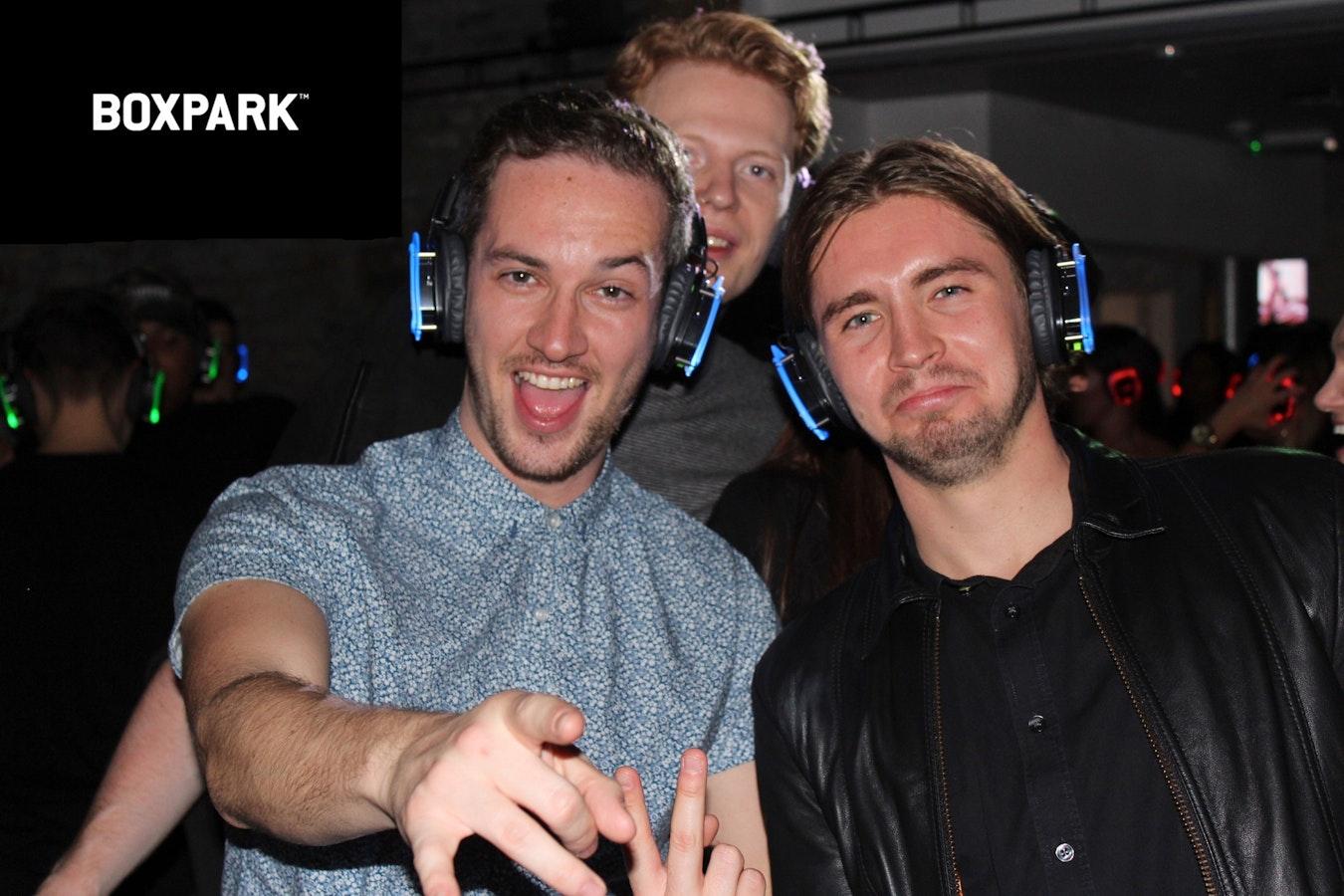 FREE Headphone Party @Boxpark Croydon