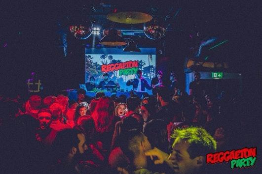 Reggaeton Party (Manchester) September 2019