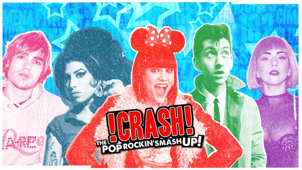 CRASH – Official Bath Spa Freshers Welcome Party!