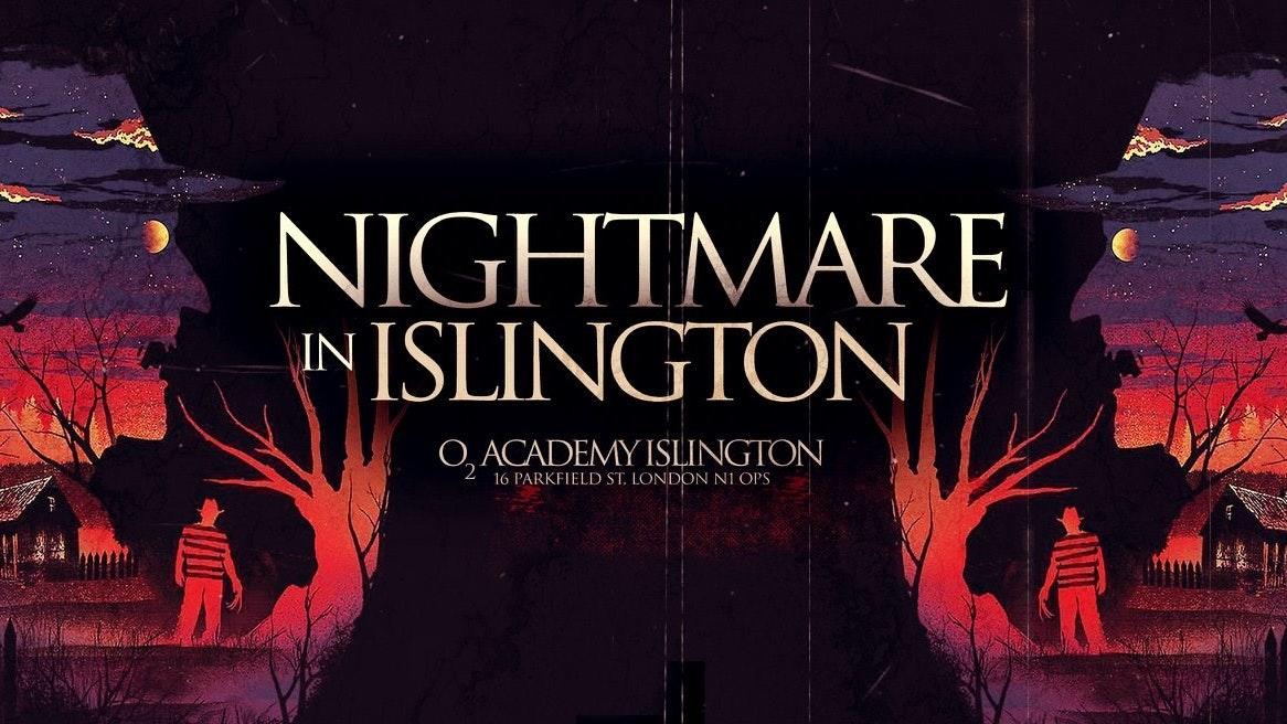 A Nightmare In Islington – Halloween at the O2 Academy