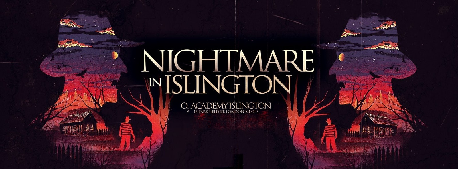 A Nightmare In Islington – Halloween at the O2 Academy