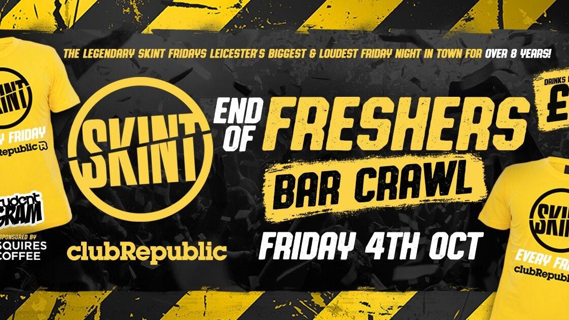★ Skint Fridays  ★ Club Republic ★ £1 PINK GIN ★