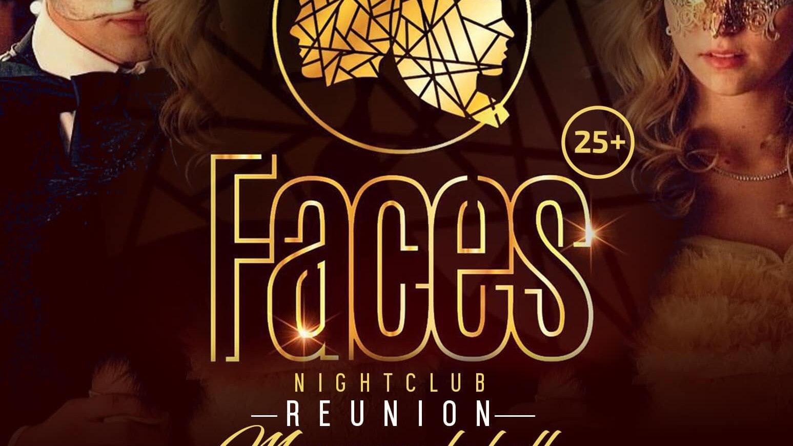 Faces Night Club Reunion