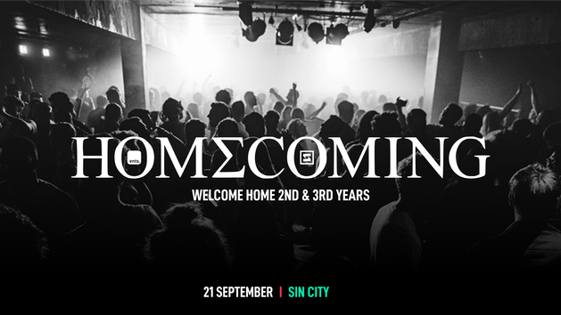 Homecoming: 2nd & 3rd Year Party! • SU Fest 19 • Club Nights