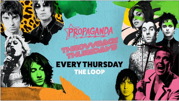 Propaganda – Throwback Thursdays
