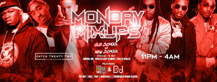 Monday Mixup – Old school vs New School / Coventry Freshers