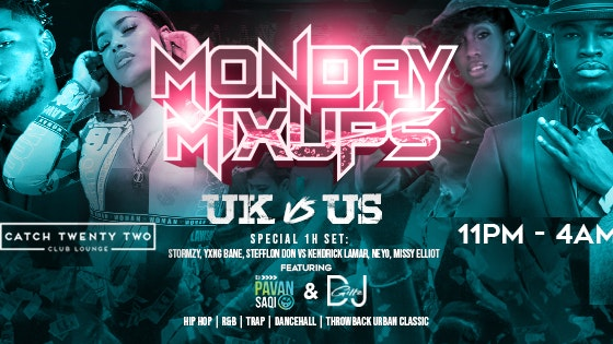Monday Mixup – End of Term UK vs US / Coventry Freshers