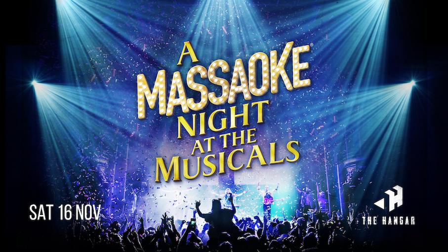 Massaoke: Night at the Musicals