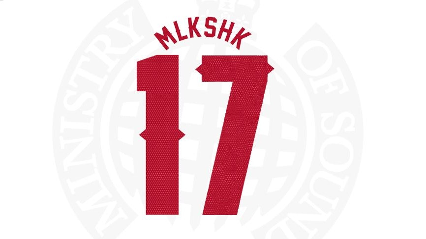 Ministry of Sound, Milkshake – Official 17th Birthday