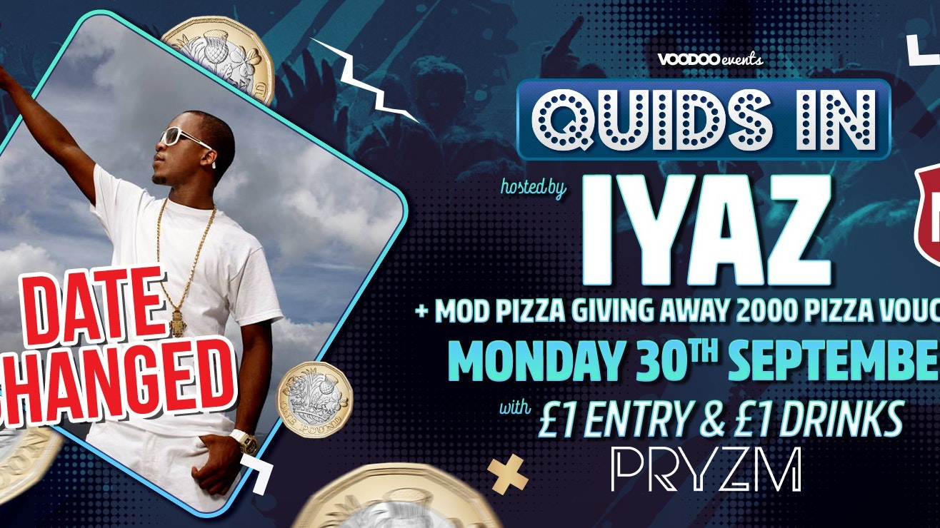 Quids In hosted by IYAZ and MOD Pizza