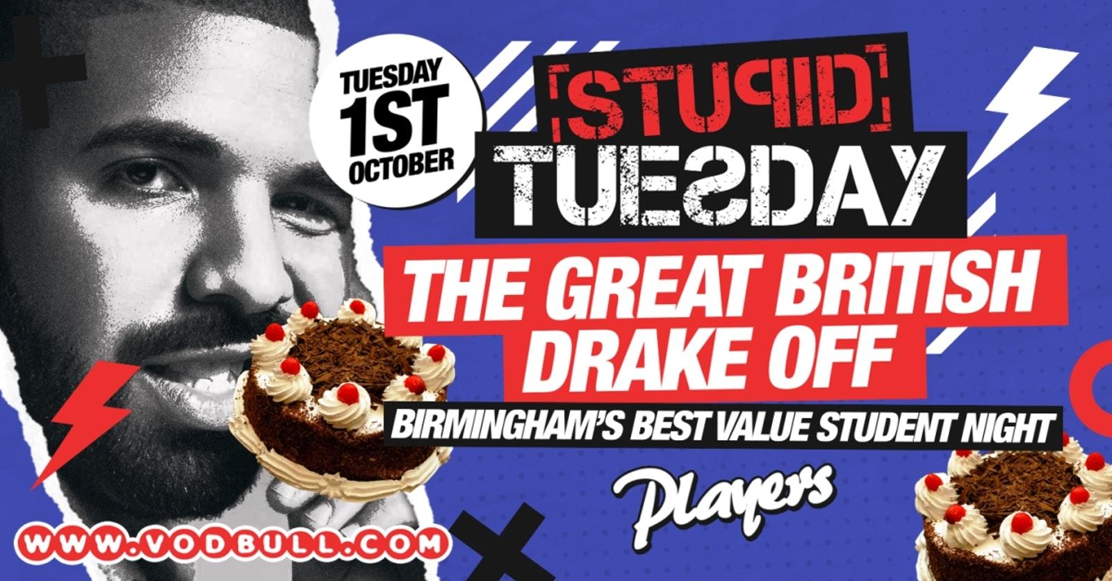🎶 Stuesday: Great British Drake Off 🎶