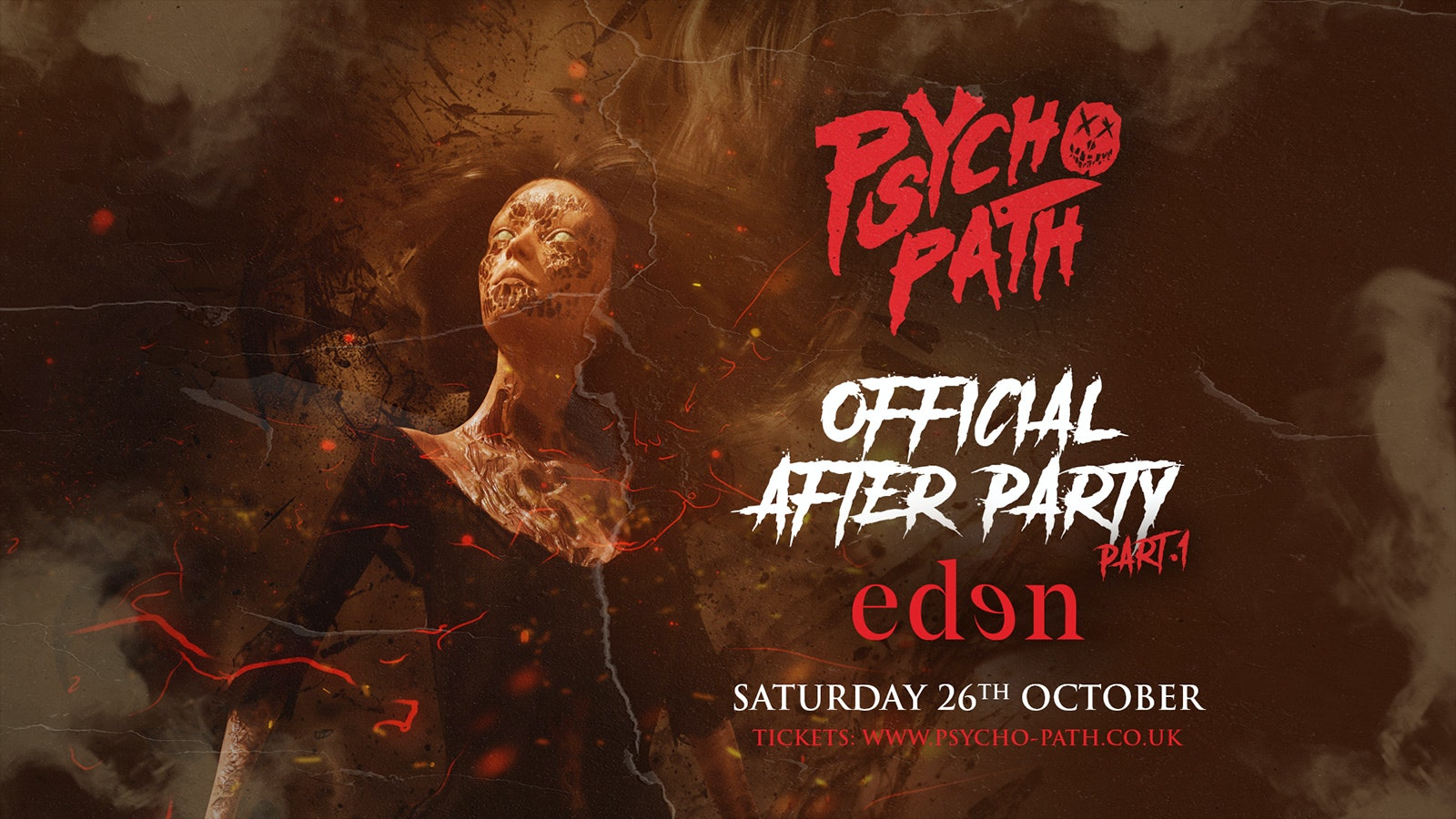 Psycho Path Eden – Afterparty