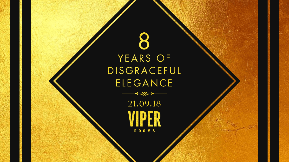 Vipers 8th Birthday