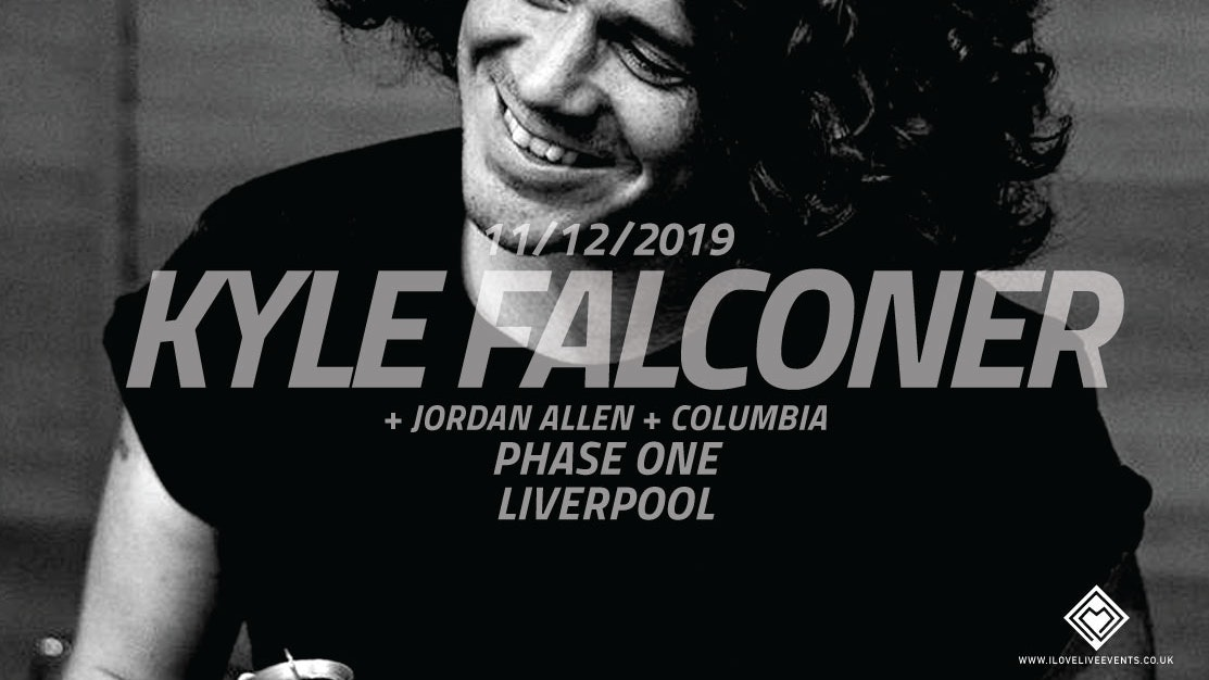 Kyle Falconer – Phase One,Liverpool – 11/12/19