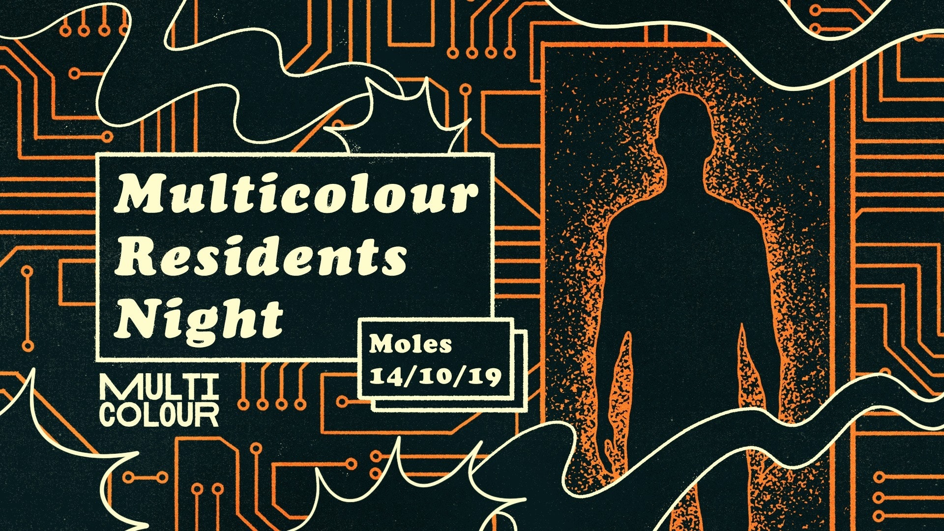 Multicolour: Residents Party