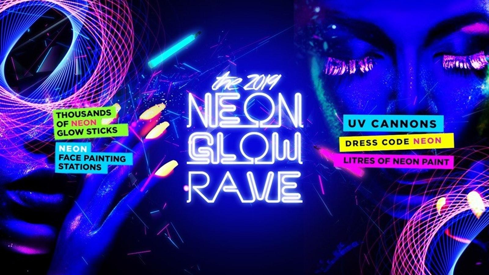 NEON GLOW RAVE // DERBY