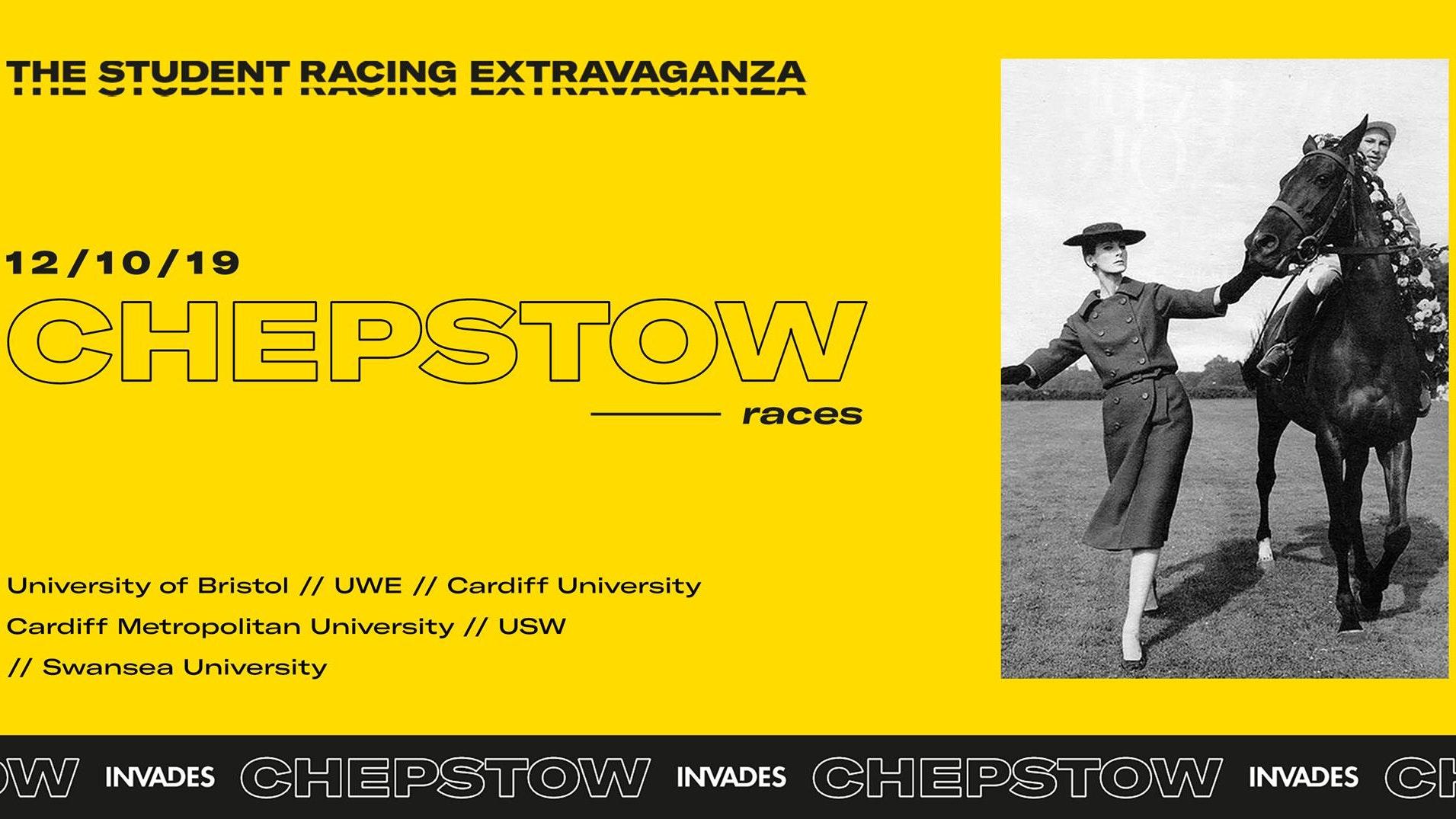 Swansea Invades Chepstow Races