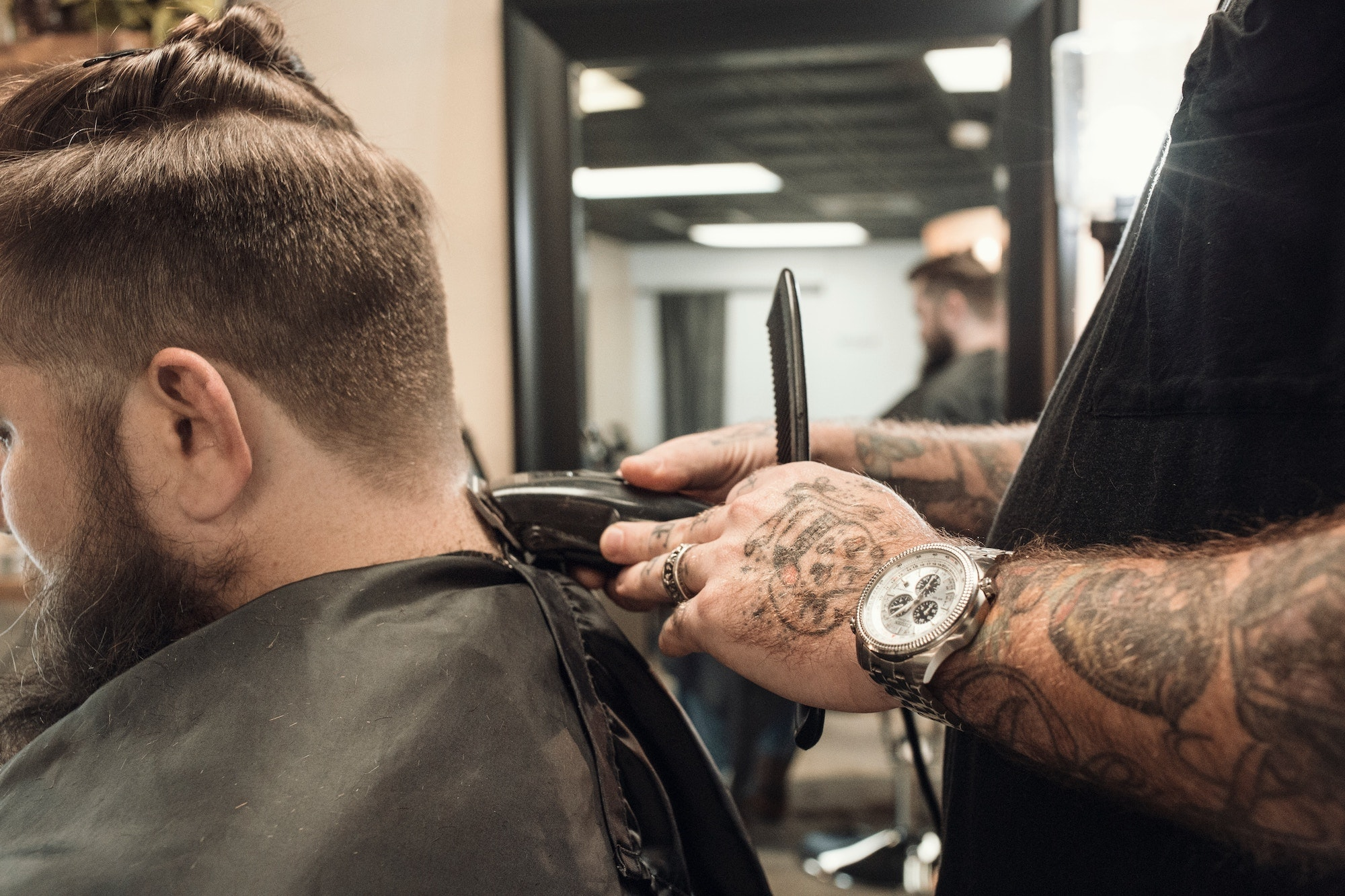 50% Off First Haircut