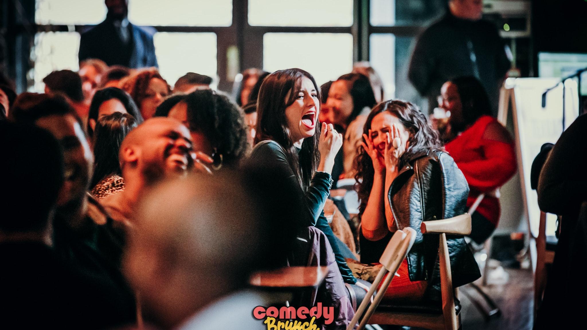 Comedy Brunch- 20th OCT