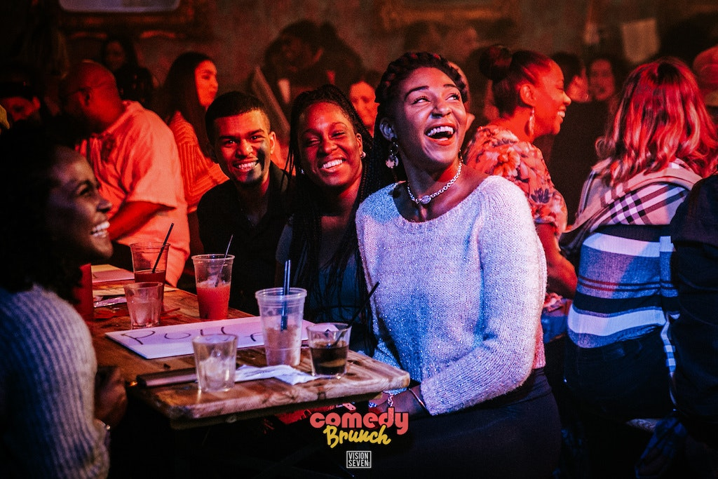 Comedy brunch – 16 November