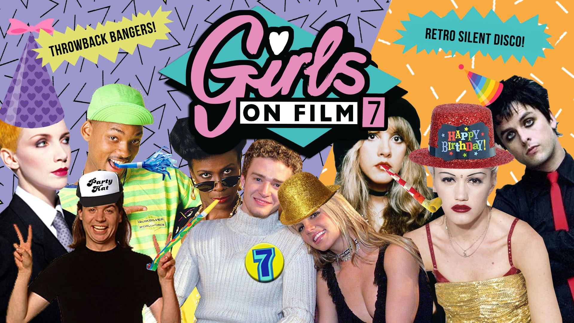 Girls on Film 7th Birthday Party